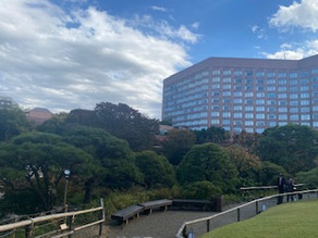 【活動報告】ホテル椿山荘東京様を担当してみて