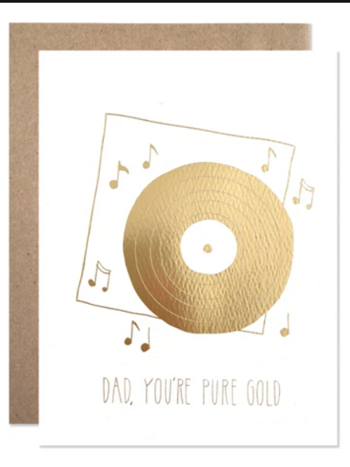 Dad, You're Pure Gold