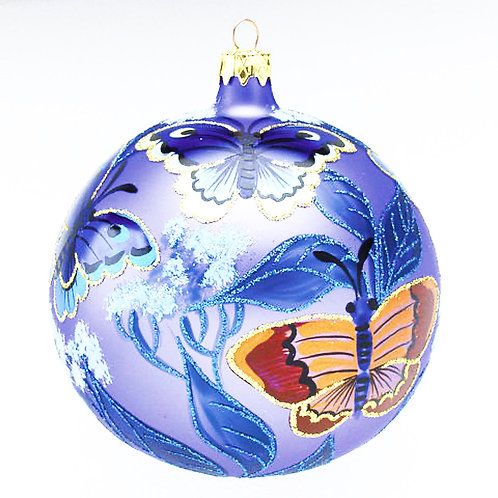 Limited Edition Butterfly Ornament