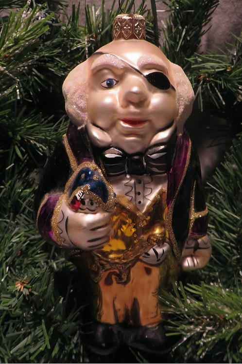 Drosselmeyer Nutcracker Ornament