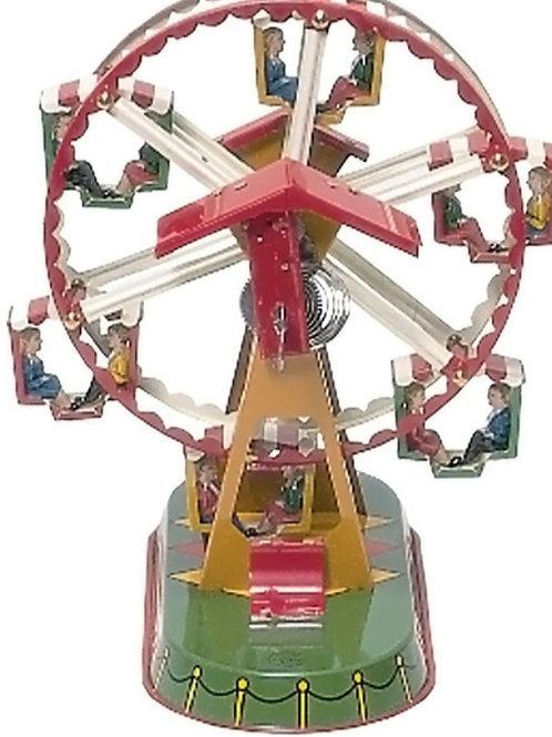 Carousel Tin Toy