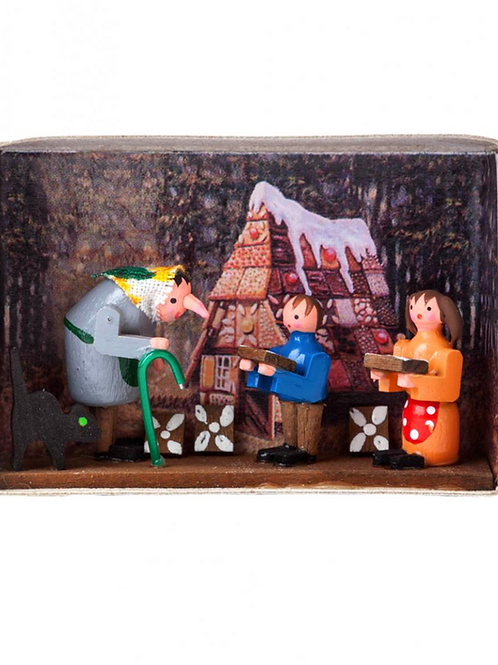 Hansel & Gretel Matchbox