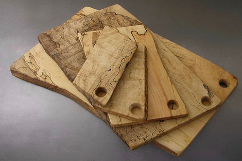 Spalted Maple Cutting & Serving Board