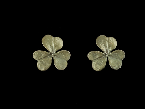Clover Post Earrings