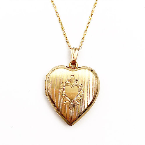Beautifully Preserved Vintage Locket