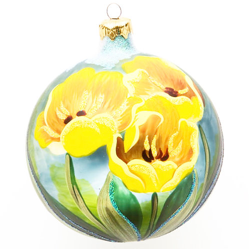 Limited Edition Tulip Ornament