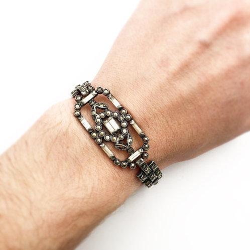 Elegant Marcasite Bracelet