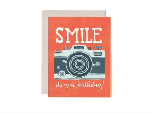 Smile It's Your Birthday