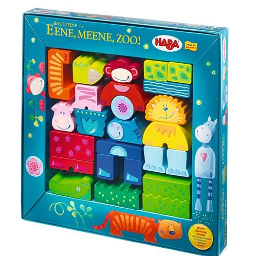 Bausteine Eene, Meene, Zoo! Toy
