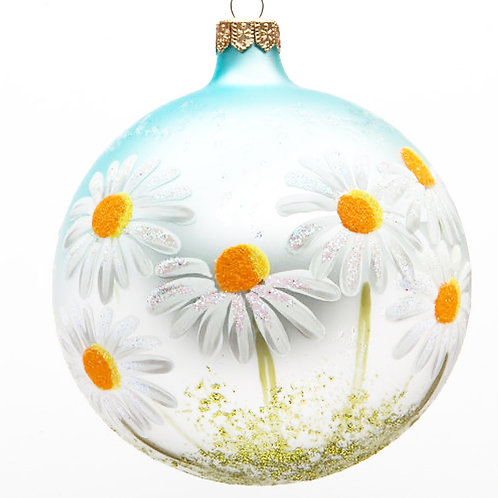 Limited Edition Daisy Ornament