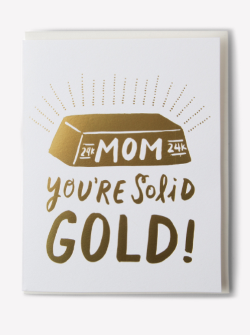 24k MOM 24k You're Solid Gold