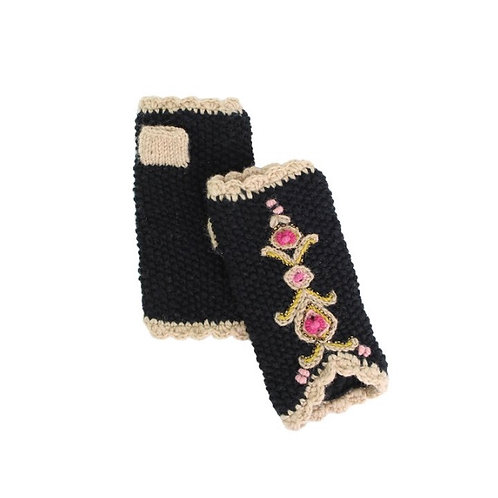 Embroidered Hand Warmer