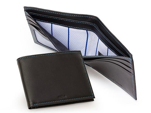 Chicago Cubs Game Used Uniform Wallet