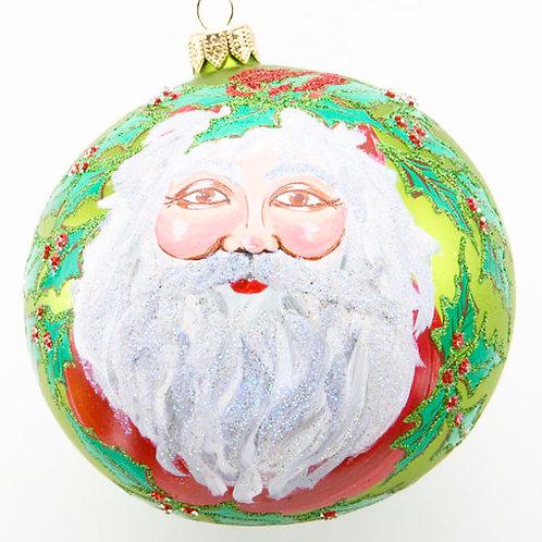 Limited Edition Santa Ornament