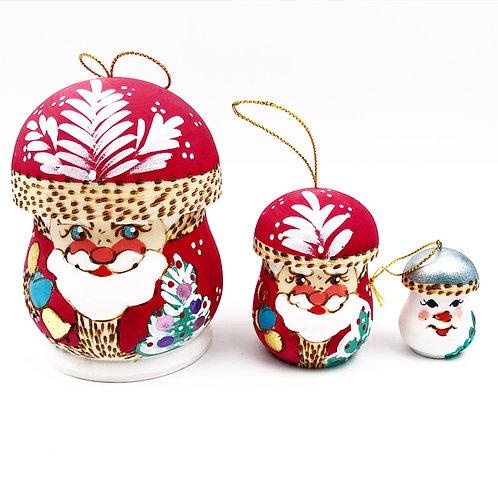 3 in 1 Nesting Doll Ornament