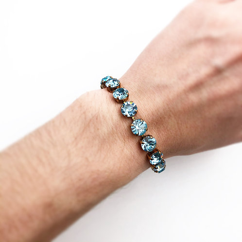 Vintage Something Blue Bracelet
