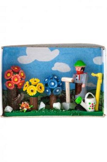 The Gardener Match Box
