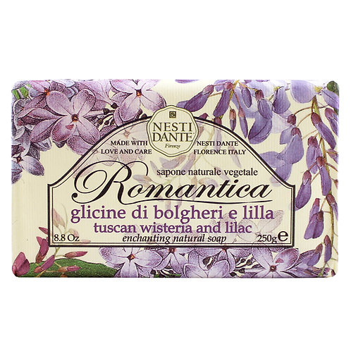 Tuscan Wisteria and Lilac Soap
