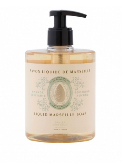 Liquid Marseille Soap || Soothing Almond