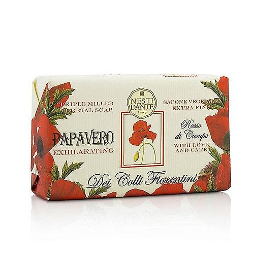 Sweet Red Poppy Soap