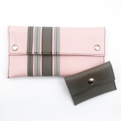 Clutch with Coin Purse