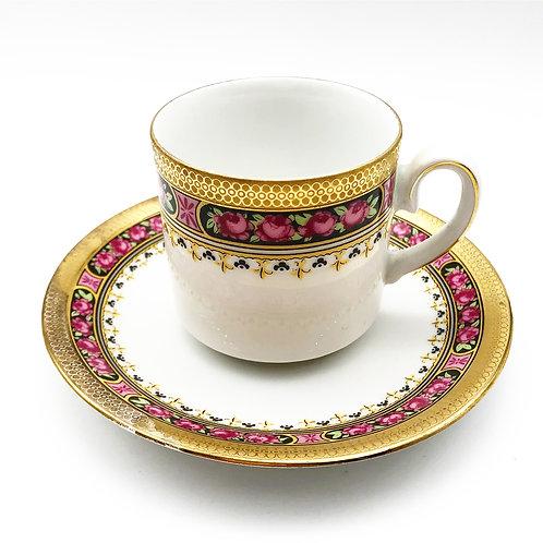 Bavarian Espresso Cup & Saucer