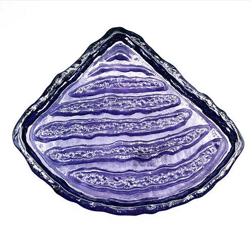Purple Reef Soap Dish