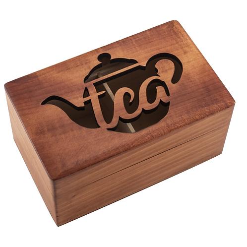 Cut Out Tea Box