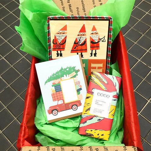 Michigan Made Holiday Gift Box