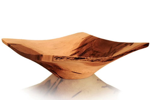 Maple Square Wood Bowl