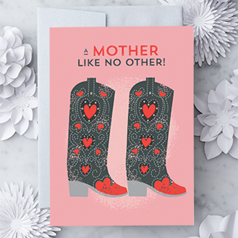 """A Mother Like No Other"" Card"