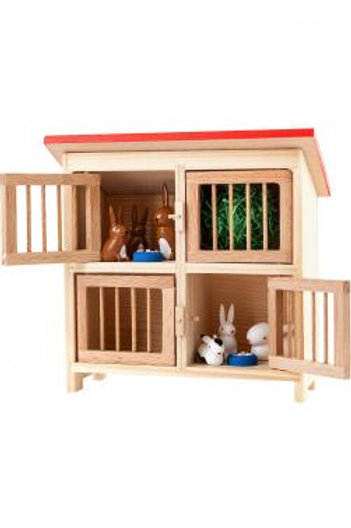 German Bunny Hutch