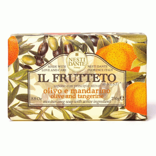 Olive & Tangerine Soap