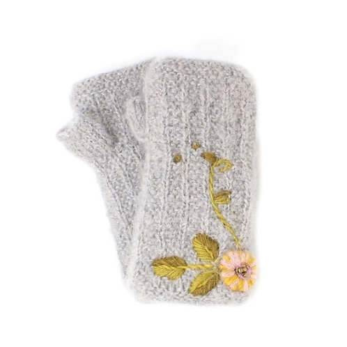 Snow Flower Hand Warmer