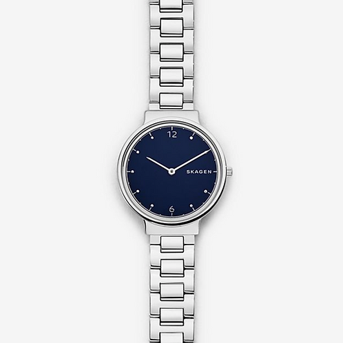 Ladies Watch With Cobalt Blue Face