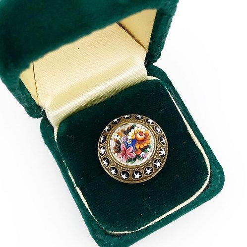 Italian Mosaic Ring