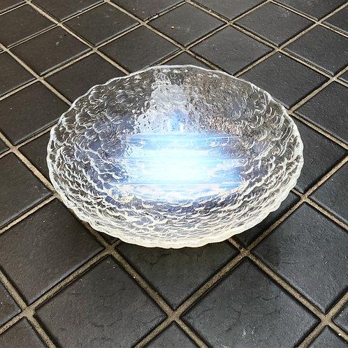 Opalescent Glass Soap Dish