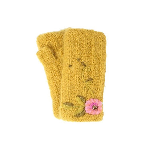 Snow Flower Hand Warmer