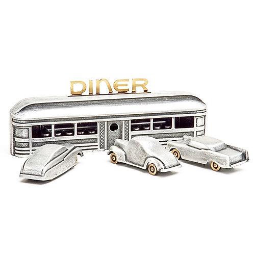 Diner & Retro Cars