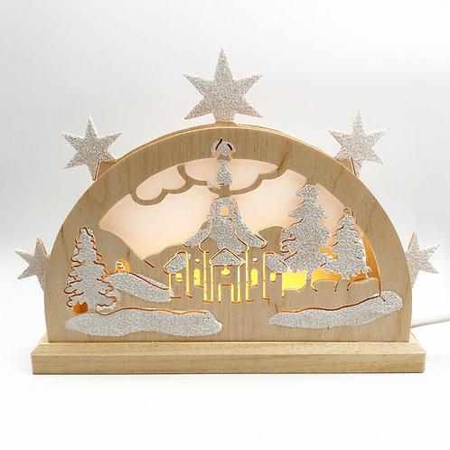LED Seiffen Church Arch
