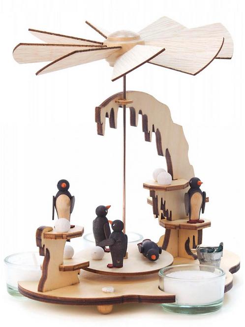 German Penguin Fest Pyramid