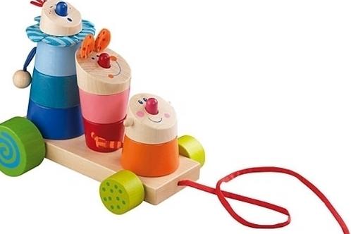Trix Mix Steckspiel Pull Toy
