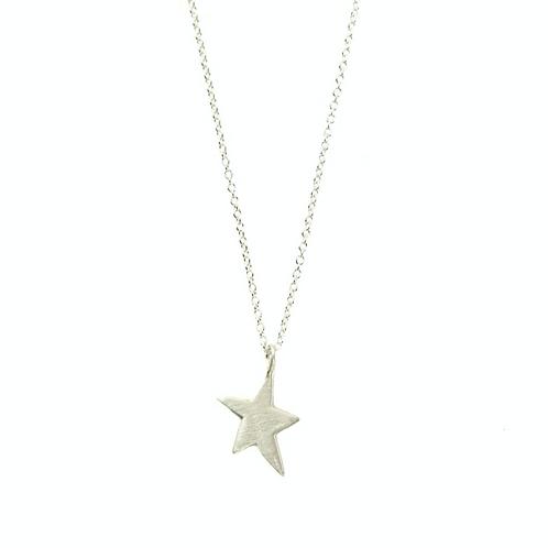 Sterling Star Pendant