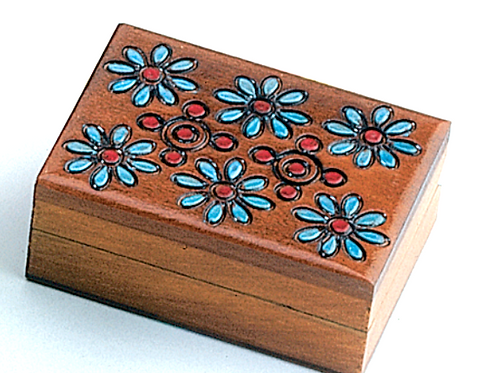 Six Flowers Mini Box