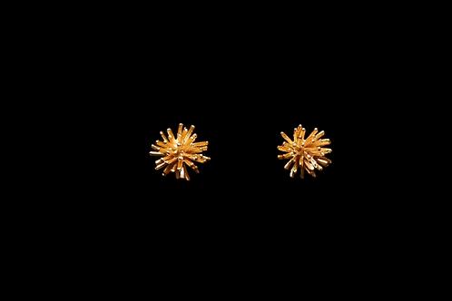 Gone To Seed Post Earrings