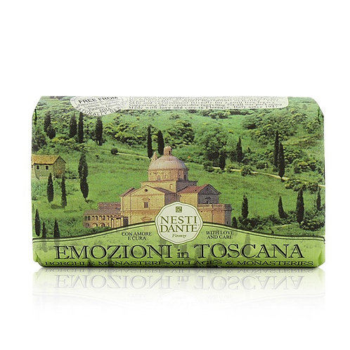 Emozioni In Toscana Natural Soap