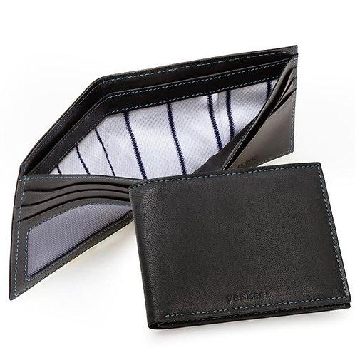 New York Yankees Game Used Uniform Wallet