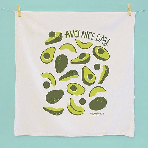 Avo Nice Day Dish Towel
