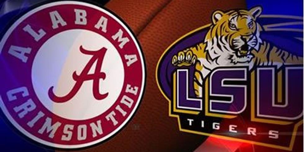 The Ultimate Alabama-LSU Experience Raffle Drawing