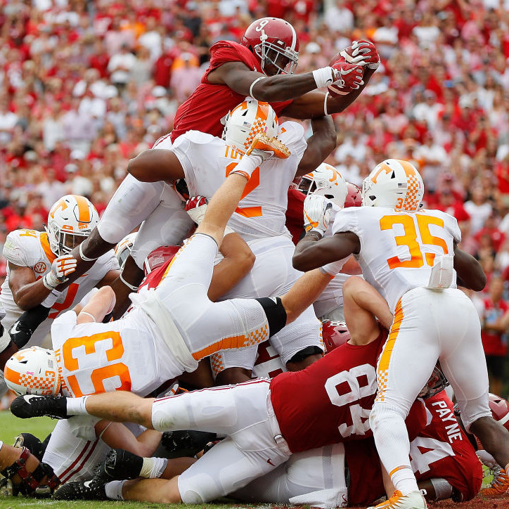 Watch Party - Alabama vs. Tennessee